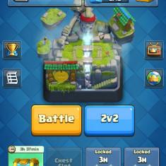 Cont Clash Royale - Joc colectie