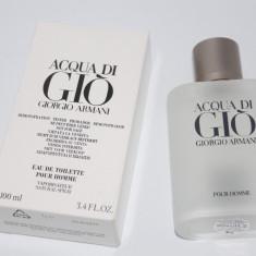 Parfum barbatesc / Apa de toaleta Armani Acqua Di Gio Tester - Parfum barbati Armani, 100 ml