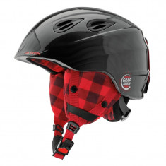 Casca Alpina Grap 2.0 Junior black/lumberjack