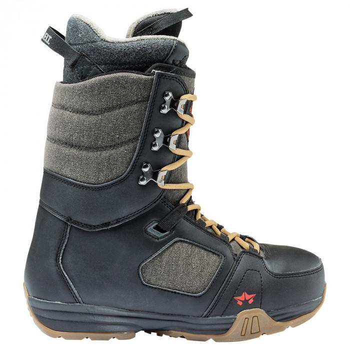 Boots snowboard Rome Smith Black 2017 foto mare
