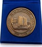 Medalie Electromagnetica - Varianta 7 cm , la cutie