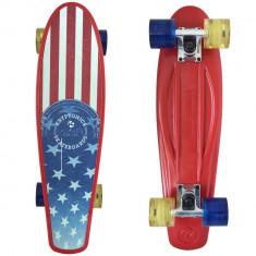 """Cruiser Kryptonics Torpedo Flag 22""""/56cm - Skateboard"""