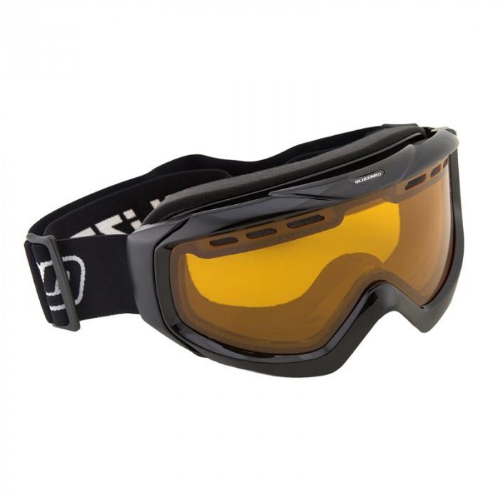Ochelari Ski Blizzard Unisex 906 DAV Negri foto mare