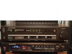 Linie Audio: Amplificator +Tuner - GRUNDIG V7200 +T7200 - Vintage/Stare Perfecta foto