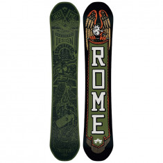 Placa snowboard Rome Crossrocket 156 2018 - Placi snowboard