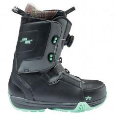 Boots snowboard Rome Stomp W black 2017, 36