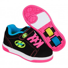 Heelys Dual Up Black/Neon Multi