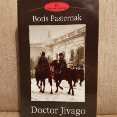 DOCTOR JIVAGO-BORIS PASTERNAK - Roman