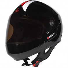 Casca Downhill Triple 8 T8 Racer Black Glossy