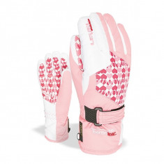 Manusi Level Junior Pink - Echipament ski Level, Copii