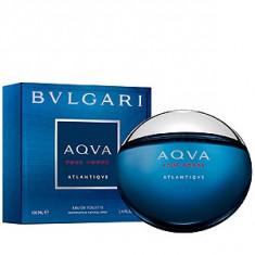 Bvlgari Aqva Pour Homme Atlantiqve EDT 100 ml pentru barbati - Parfum barbati Bvlgari, Apa de toaleta
