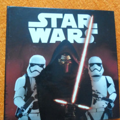 Album STAR WARS complet, cu toate cele 72 cartonase+14 dubluri-impecabil
