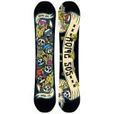 Placa snowboard Rome Label 145 2018