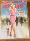 LEGALLY BLONDE 2 - DVD ORIGINAL ( COLLECTOR'S EDITION ), Engleza, mgm