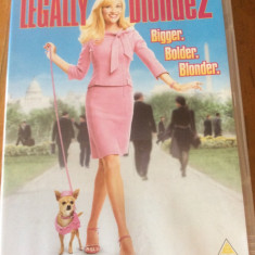 LEGALLY BLONDE 2 - DVD ORIGINAL ( COLLECTOR'S EDITION ) - Film comedie mgm, Engleza