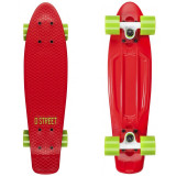 "Cruiser D STREET red/green 23""/58cm"