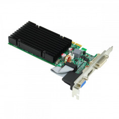 Placa video PNY 8400GS 512MB DDR2, HDMI, DVI, VGA, PCI-Express x16, low profile