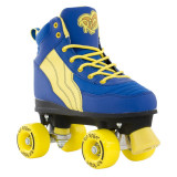 Patine cu rotile Rio Roller Pure Blue/Yellow