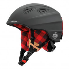 Casca Alpina Grap 2.0 LE black/lumberjack matt - Casca ski