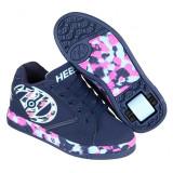 Heelys Propel 2.0 Navy/Pink/Light Blue/Confetti, Baieti, 31, Bleumarin