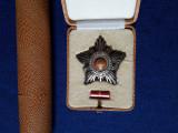 Steaua Romaniei - RSR - cls. a V a + brevet , cutie