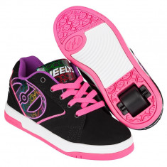 Heelys Propel 2.0 Black/Pink Purple, 33, 38, 39