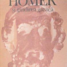 MITURILE LUI HOMER SI GINDIREA GREACA-FELIX BUFFIERE - Carte Psihologie