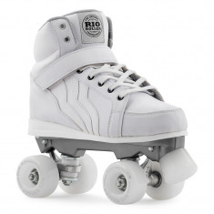 Patine cu rotile Rio Roller Kicks White