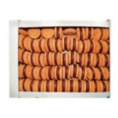 Biscuiţi cu cremă cacao