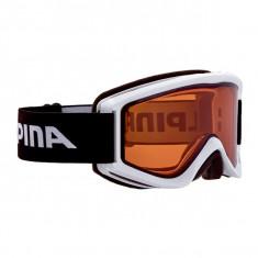 Ochelari Alpina Smash DH white/black