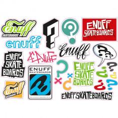 Enuff Stickers