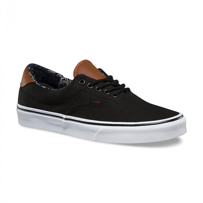 Shoes Vans Era 59 C&L black/material mix foto mare
