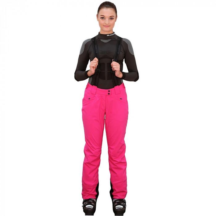 Pantaloni Blizzard Viva Performance roz foto mare