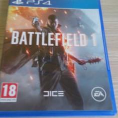 Joc PlayStation 4 : Battlefield 1 - Jocuri PS4