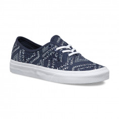 Shoes Vans Authentic Ditsy Bandana Parisian Night - Tenisi barbati Vans, Marime: 36