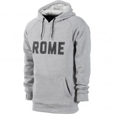 Hanorac Rome Riding Pullover Heather Grey