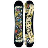 Placa snowboard Rome Label 135 2018