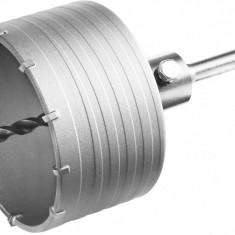 Spiral - Burghiu cu CAROTA VIDIA pentru beton - 100MM