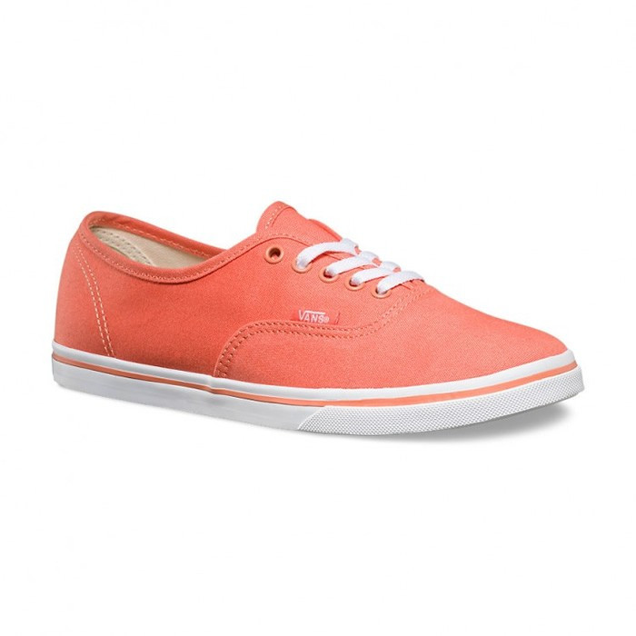 Shoes Vans Authentic Lo Pro Fusion Coral