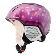 Casca Alpina Carat LX purple star