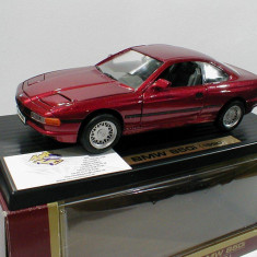 Macheta BMW 850i Coupe - 1990 - Road Legends scara 1:18 - Macheta auto