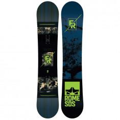 Placa snowboard Rome Factory Rocker 152 2018 - Placi snowboard