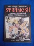 RADU THEODORU - STRAMOSII 1 _ BUREBISTA / DECEBAL * DESENE SANDU FLOREA - 1980