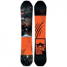 Placa snowboard Rome National Bjorn 158 2018 - Placi snowboard