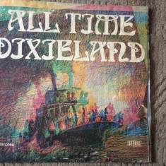 All time dixieland disc vinyl lp muzica jazz delta music records electrecord, VINIL