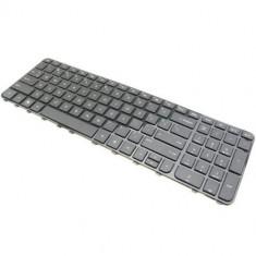 Tastatura laptop HP Compaq Envy M6T cu rama layout UK - Tastatura PC