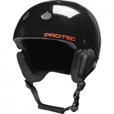 Casca Pro-Tec Classic Junior Black Red - Casca ski PRO-TEC, Copii