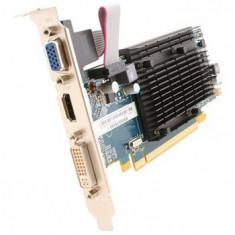 Placi video second hand Sapphire HD5450 512MB DDR3 - Placa video PC