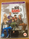 THE BIG BANG THEORY - COMPLETE THIRD SEASON - DVD ORIGINAL, Comedie, Engleza, warner bros. pictures