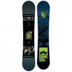 Placa snowboard Rome Factory Rocker 158 2018 - Placi snowboard